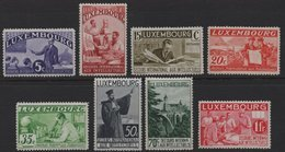 Luxembourg 1936 Intellectuals Selection, MNH **  (Ref: 1574) - Unused Stamps