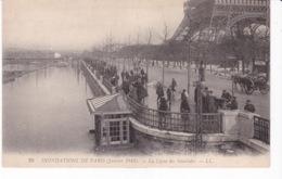 PARIS(INONDATION) - Inondations De 1910