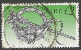 Ireland. 1990 Irish Heritage. £2 Used. SG 764 - 1949-... Republic Of Ireland
