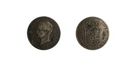 ) SICILIA 1859 | Francesco II - Piasta Da 20 Grana. Argento. - Regionales Geld