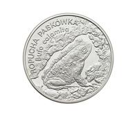 ) POLONIA  | Repubblica. | 20 Zlotych 1998/Rospo. Y. 343. AG. FDC/PROOF. - Polen