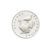 ) POLONIA  | Repubblica.100 Zlotych 1980 PROVA/ Gallo Cedrone. Pr. 399. AG. FDC. - Polen