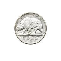 ) U.S.A.  | Mezzo Dollaro Commemorativo 1925/Orso. KM 155. AG. SPL. - Federal Issues