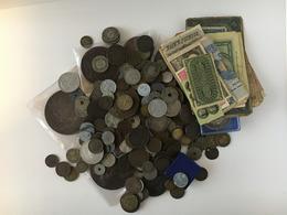 ) ITALIA, MONDIALI  | Lotto Formato Da Oltre 100 Monete Di Varie Epoche E Periodi. Notate Circa 10 Meda - Coins