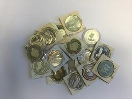 ) STATI VARI  | (Australia, Egitto, Malaysia, Malawi, Mauritius, Messico, Ecc.). Lotto Di 17 Monete. Al - Münzen