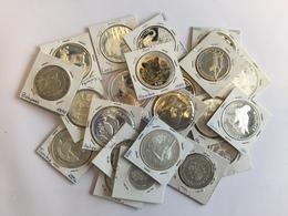 ) STATI VARI  | (Belize, Benin, Isola Di Man, Laos, Polonia, Vietnam, Ecc.). Lotto Di 22 Monete. Alto V - Münzen