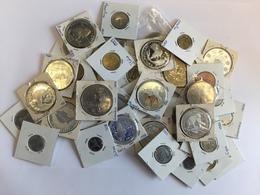 ) STATI VARI  | (Bermuda, Falkland, Liberia, Macau, Portogallo, Spagna, Ecc.). Lotto Di 47 Monete. Alto - Münzen