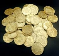 ) UNGHERIA  | Lotto Formato Da 50 Monete In Oro. - Hungary