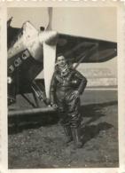 AVION NIEUPORT DELAGE PHOTO ORIGINALE FORMAT 8.50 X 6 CM - Aviazione