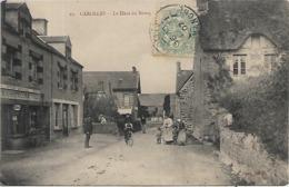 50, Manche, CAROLLES, Le Haut Du Bourg, Scan Recto Verso - Otros Municipios