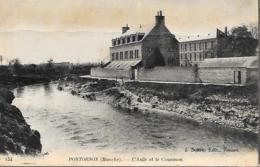 50 PONTORSON ASILE ET COUESNON - Pontorson