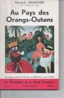 Mâchonville N°4 Marcel E. Grancher Jura Au Pays Des Orangs Outans Périodique Gaité Française Illustration Roger Sam 1955 - Bücher, Zeitschriften, Comics