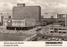 Berlin - International Cinema - Hotel Berolina - REISEBÜRO - 1964 - DDR - Germany - Unused - Alemania