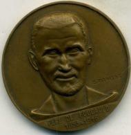Ancienne Médaille Des Chargeurs Réunis,paquebot FOUCAULD - France