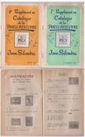 Philatelie   Poste Aérienne  1946-47 - Andere Boeken