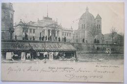 Straßburg, Neues Justizgebäude, 1898  - Elsass