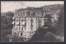 CPA  Suisse, LAUSANNE, Hotel Victoria - VD Vaud