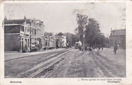 2606381Groningen, Heereweg – 1906. (zie Hoeken En Randen) - Groningen