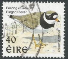 Ireland. 1997 BIrds. 40p Used. SG 1055 - 1949-... Republic Of Ireland