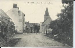 Le Greez Près Sillé-Le Bourg. - Otros Municipios