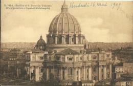 Roma - Basilica Di S. Pietro In Vaticano - San Pietro