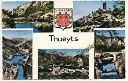 07 - Thueyts - Multivues - CE091 - Francia