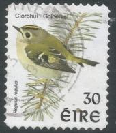 Ireland. 1997 BIrds. 30p Self Adhesive Used. SG 1086 - 1949-... Republic Of Ireland