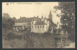 1.1 // CPA - HOUTAIN LE VAL - Genappe - Le Château - Nels N° 59  // - Genappe