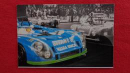 Ticket Entrée Musée 24 Heures Du Mans - Andere Sammlungen