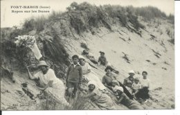 Fort-Mahon-repos Sur Les Dunes - Fort Mahon