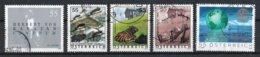 Autriche 2005 : Timbres Yvert & Tellier N° 2341 - 2343 - 2344 - 2347 - 2352 - 2363 - 2364 - 2368 - 2369 - 2379 Et 2397 O - 1945-.... 2ème République