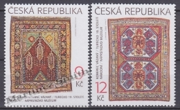 Czech Republic - Tcheque 2003 Yvert 339/ 40 -  Oriental Carpets - MNH - Tchéquie