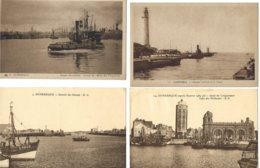 Dunkerque: 4 Cartes - Dunkerque