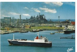 Dunkerque: Le Port, L'Usine - Dunkerque