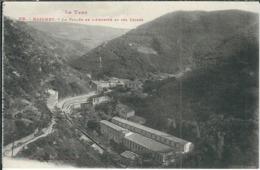 TARN : Mazamet, La Vallée De L'Armette Et Ses Usines - Mazamet