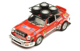 Porsche 911 SC Gr.4 - Alméras Service Car - Rallye Monte-Carlo 1980 - Ixo - Ixo