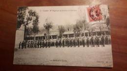CPA ALGER- 5e Régiment De Chasseurs D'Afrique, Le Défilé De Garde. N*2 - Algiers