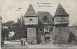 47, Lot Et Garonne, CAHORS, La Barbacane, Scan Recto Verso - Francia