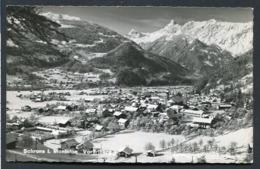 Schruns I. Montafon - Vorarlberg - District Bludenz -    Used  - See The 2 Scans For Condition( Originaal) - Bludenz