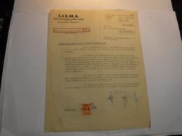 MESTRE  -- MARGHERA  --  VENEZIA-   SIRMA   - SOCIETA' ITALIANA REFRATTARI - Italie