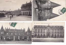 LOT 50 CPA   FRANCE - Cartoline
