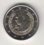 2007 80° GENETLIACO DI SUA SANTITA' BENEDETTO XVI - Vaticano (Ciudad Del)