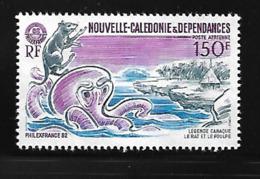 Nouvelle-Calédonie 1982 Yvert PA 224 Neuf** MNH (AA68) - Luftpost