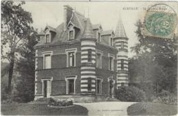 52  Eurville  Le Chateau Rouge - France
