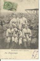 Nos Charbonnages Hiercheuses Avant La Descente  (2431) - Mines
