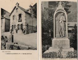 CADEAC LES BAINS ( 65 ) -   2 Cpa - Frankrijk