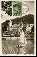 48413 Hungary,maximum 1949 Lillafured Palace Hotel,   Palast Hotel  Architecture - Tarjetas – Máximo