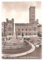 ASTI - PIAZZA ROMA E MONUMENTO DEL RISORGIMENTO - Asti