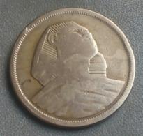 EGYPT - 10 Milliemes - Km 381- (AH 1377- 1958) -  Agouz - Aegypten