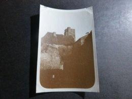 SAUVEBOEUF VIEUX CHATEAU DORDOGNE AQUITANIE FRANCE ANCIENNE PHOTO 1934 - Lieux